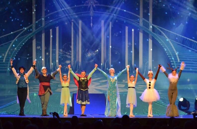 Frozen Ballet